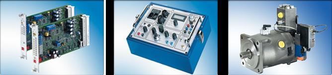 Bosch Rexroth Electronics (Hydraulics)