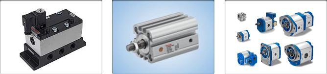 Bosch Rexroth Hydraulics/Aventics Rexroth Pneumatics